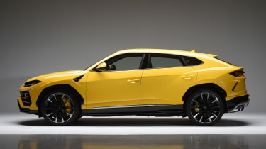 New Lamborghini Urus Suv Revealed In Full Due In 2018 Evo