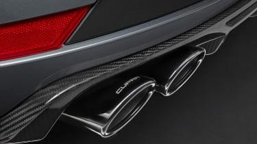 SEAT Leon Cupra R ST - pipes
