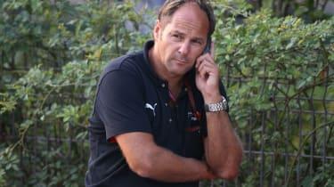 Gerhard Berger, DTM chairman