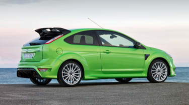 Ford Focus RS Mk2 – rear quarter