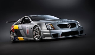 Cadillac CTS-V Coupe racing car