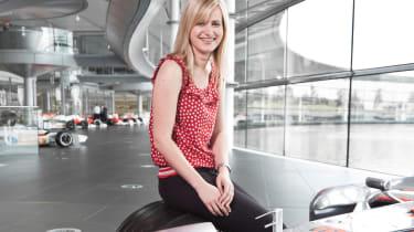 McLaren to support 'Make it in Great Britain'