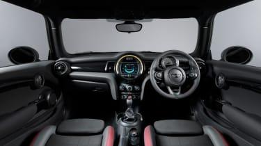 Mini 1499 GT special edition - interior