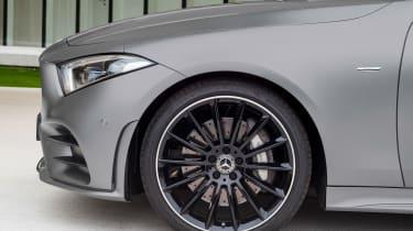 Mercedes-Benz CLS AMG Line – wheels