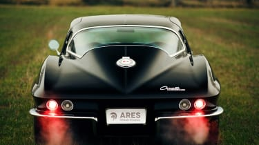 Ares Corvette Stingray - rear