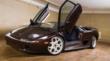 Lamborghini Diablo VT 6.0 SE – front quarter