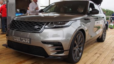 Goodwood Festival of Speed - Range Rover Velar