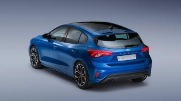 Ford Focus ST-Line - rear studio