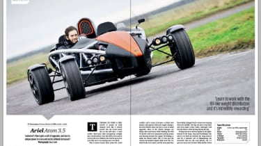 Ariel Atom review issue 180