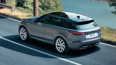 Range Rover Velar SV Auto - rear quarter