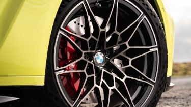BMW M4 Competition 2021 review – wheels
