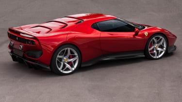 Ferrari SP38 - side
