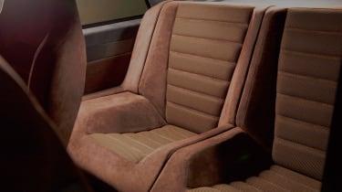 Automobili Amos Lancia Delta Integrale - rear seats