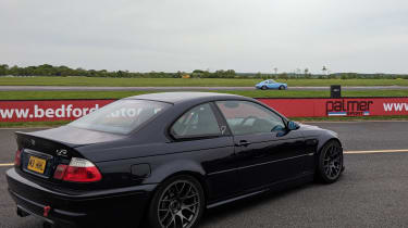 evo track day Bedford Autodrome 11/05/2018