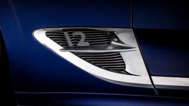 Bentley Continental GT Convertible Speed – badge