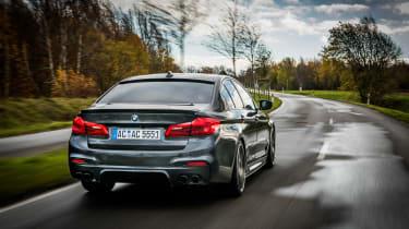 AC Schnitzer BMW M550i xDrive – rear quarter