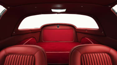 Ares Corvette Stingray - rear bench