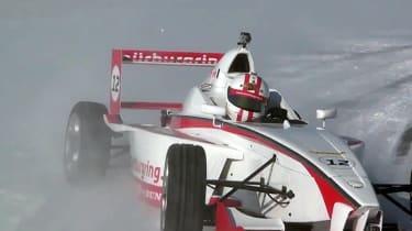 Video: Nurburgring in the snow