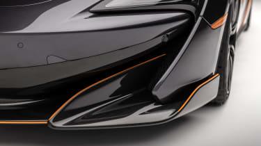 McLaren 600LT MSO - bumper