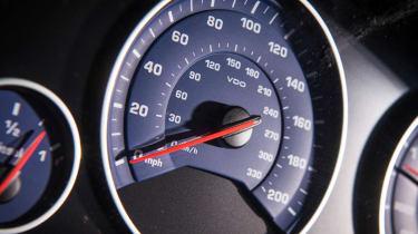 Alpina D3 Biturbo blue dials
