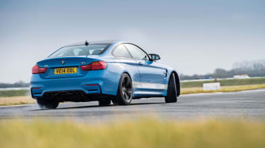Litchfield BMW M4 - Rear