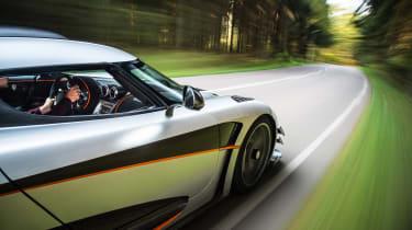 Koenigsegg One:1 - body