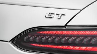 Mercedes-AMG GT lights
