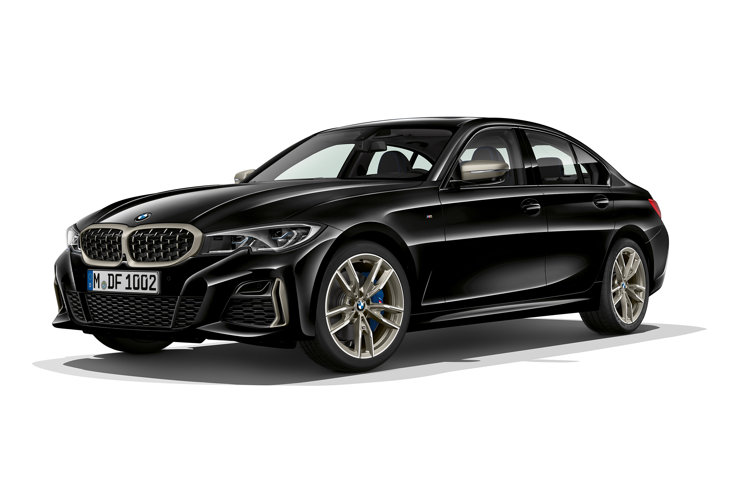BMW M340i xDrive revealed – finally a BMW 3-series to rival