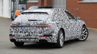 2019 Audi S6 Avant - Rear