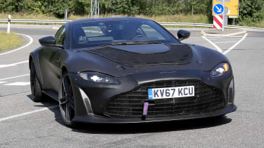 Aston Martin Vantage mule – 12