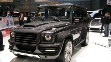 Mansory Mercedes G Wagon