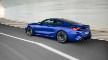 BMW M8 Competition - header