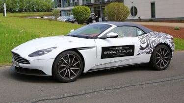 SPY - Aston Martin DB11 Volante side