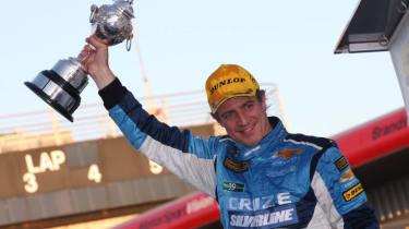 Jason Plato wins 2010 BTCC Touring Cars title