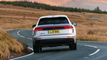 Best hybrid cars 2021 - RSQ8 rear