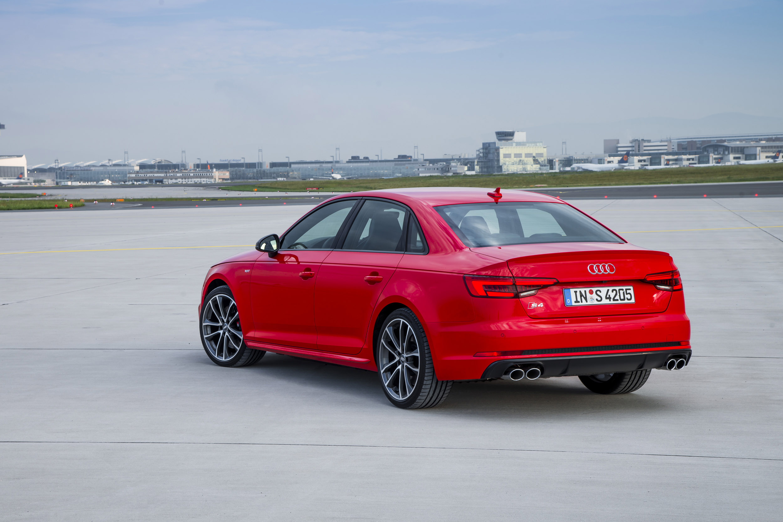 Audi S4 0-60 >> Audi S4 Review Prices Specs And 0 60 Time Evo