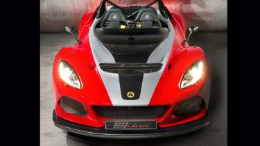 Lotus 3-Eleven – front