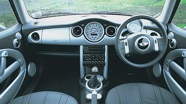 Mini Cooper R50 - interior
