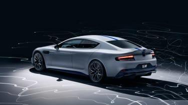 Aston Martin Rapide E - rear quarter