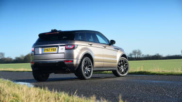Range Rover Evoque 67 - rear static