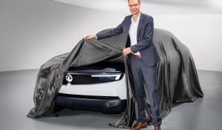 Vauxhall GT X Experiment Concept teaser