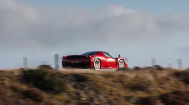 Ferrari Enzo evo rear