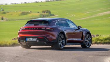 Porsche Taycan Cross Turismo – rear