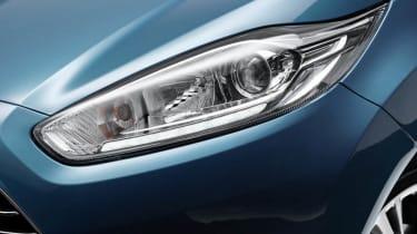 2013 Ford Fiesta new headlight