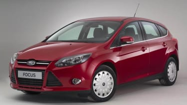New 80mpg Ford Focus Econetic news and pictures