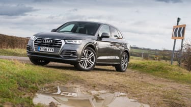 Audi Q5 - front three quarter