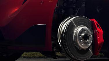 Toyota Supra - brakes