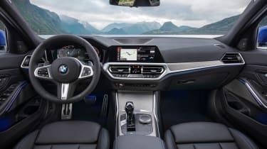 BMW 3-series review - dash