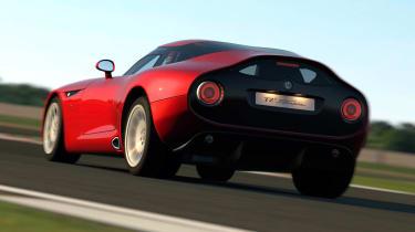 Gran Turismo 6 screenshot Alfa Romeo TZ3 Stradale