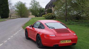 Porsche 911 (997) by @F1Cyberman